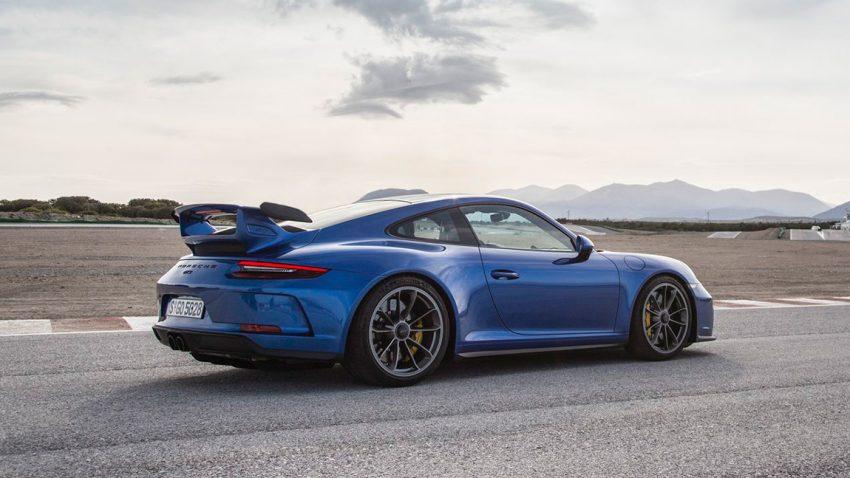 Porsche 911 GT3: Eine Wette, Lobhudelei und der Röhrl vom anderen Stern