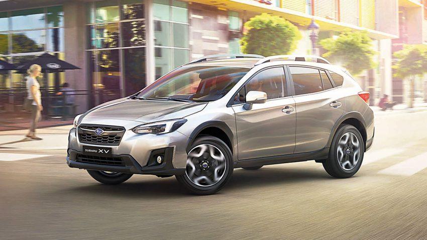 Subaru XV: Mehr X, mehr V