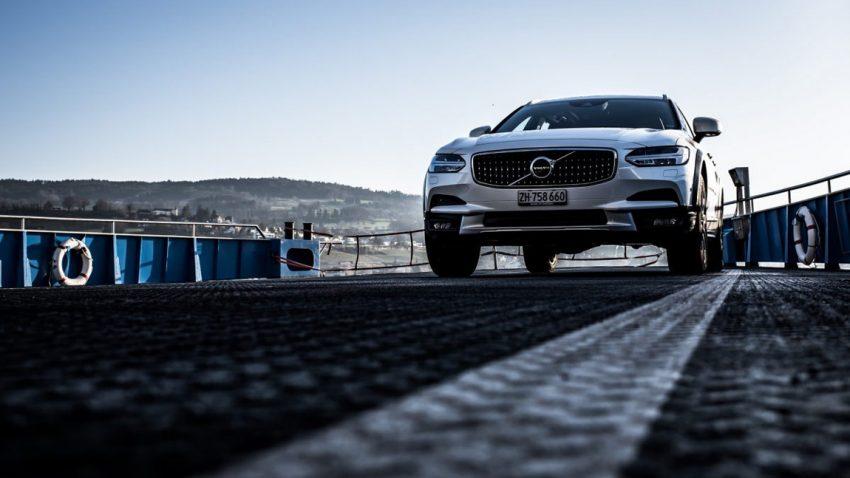 Volvo V90 CC T6: Viel. Viel zu viel?