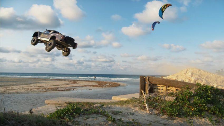 Mit dem Trophy Truck durch Kuba fliegen