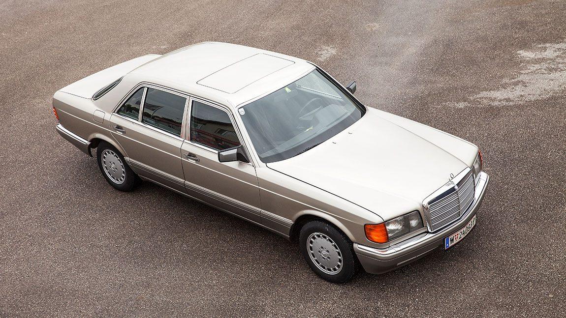 Kaufberatung Mercedes W 126: Solid leben