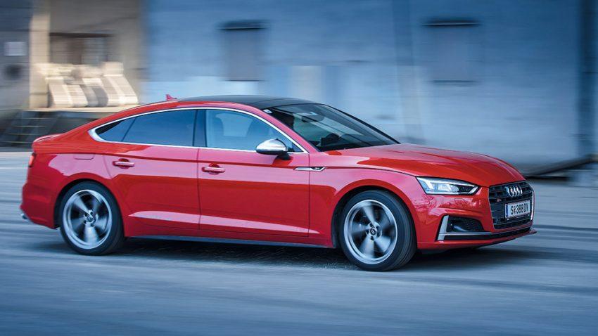 Audi S5 Sportback: Stolz auf Vorurteil