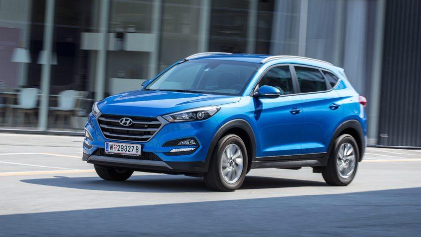 Hyundai Tucson Edition 25: Ein Hoch dem Jubilar!