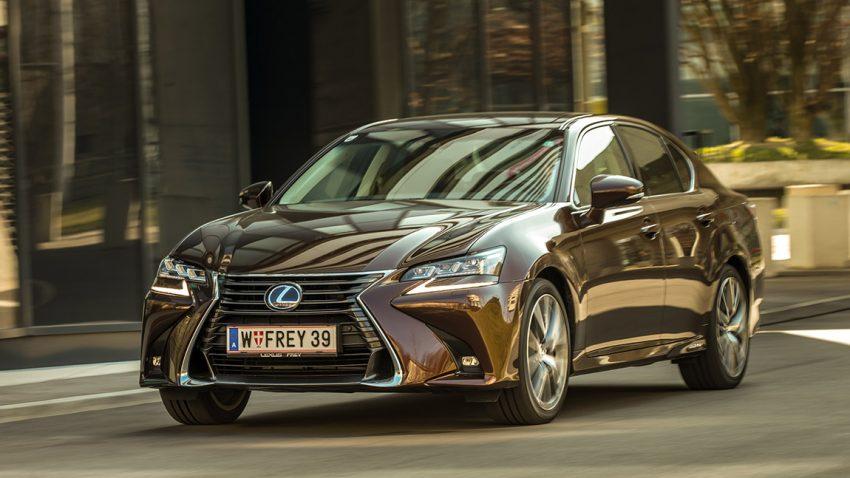 Lexus GS 300h President: Beziehungsarbeit