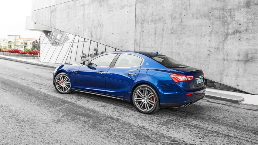 Maserati Ghibli - Nicht alltäglich, aber für jeden Tag.