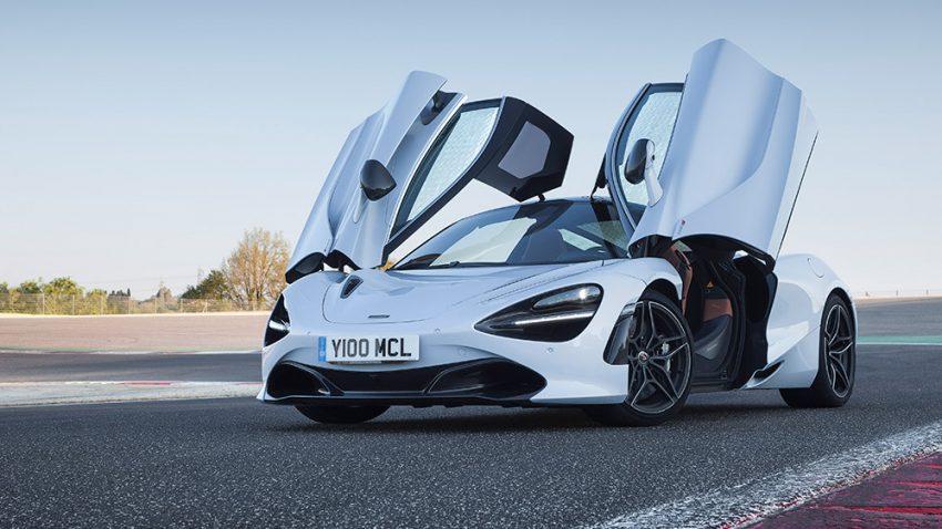 McLaren 720S: Zisch und weg