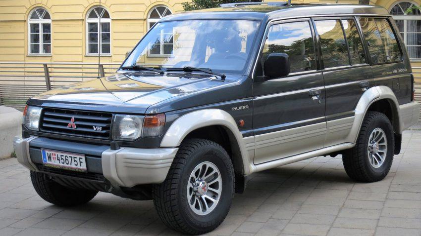 Mitsubishi Pajero Wagon GLS 3000 V6 (verkauft)