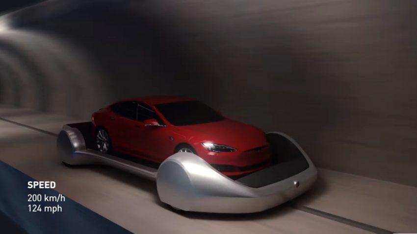 Mit diesen Tunnels will Elon Musk den Verkehr revolutionieren