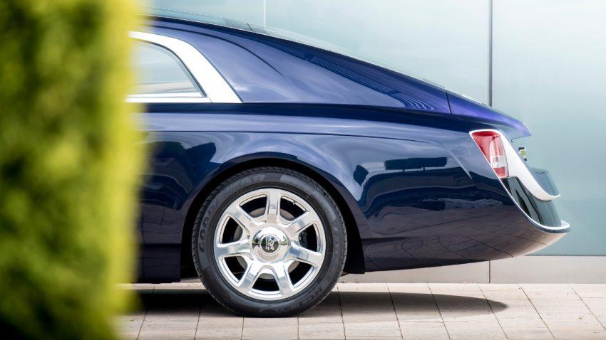 11,5 Millionen Euro: Ist der Rolls Royce Sweptail der teuerste Neuwagen der Welt?