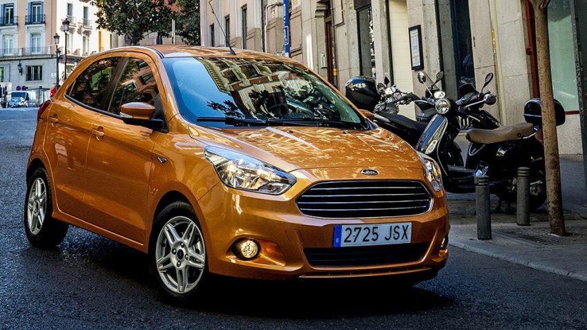 Ford Ka+: Am Puls der Zeit