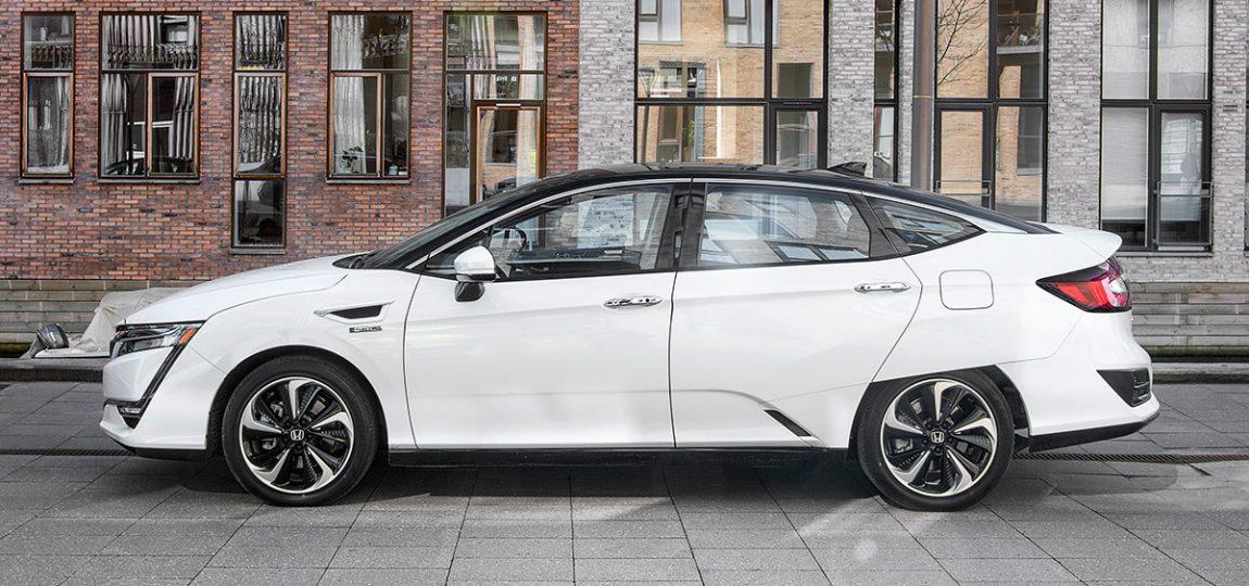 Honda Clarity Fuel Cell: Vorwärts mit Hochdruck
