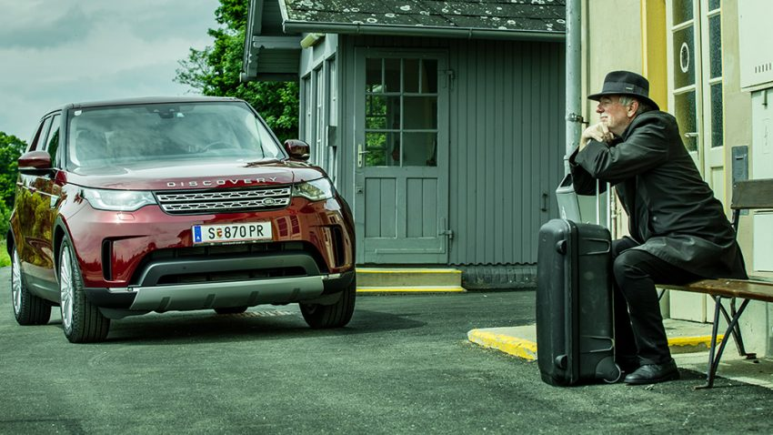 Land Rover Discovery: Auf dem hohen Ross