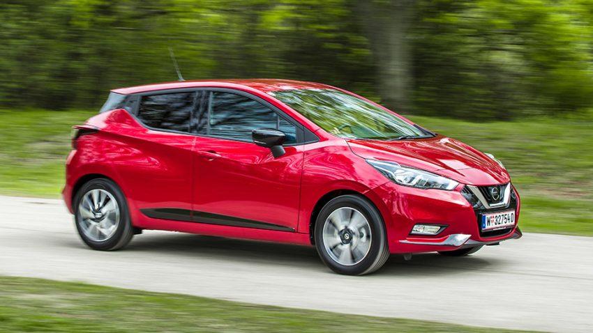 Nissan Micra 0,9 IG-T: Flach ist das neue Lang