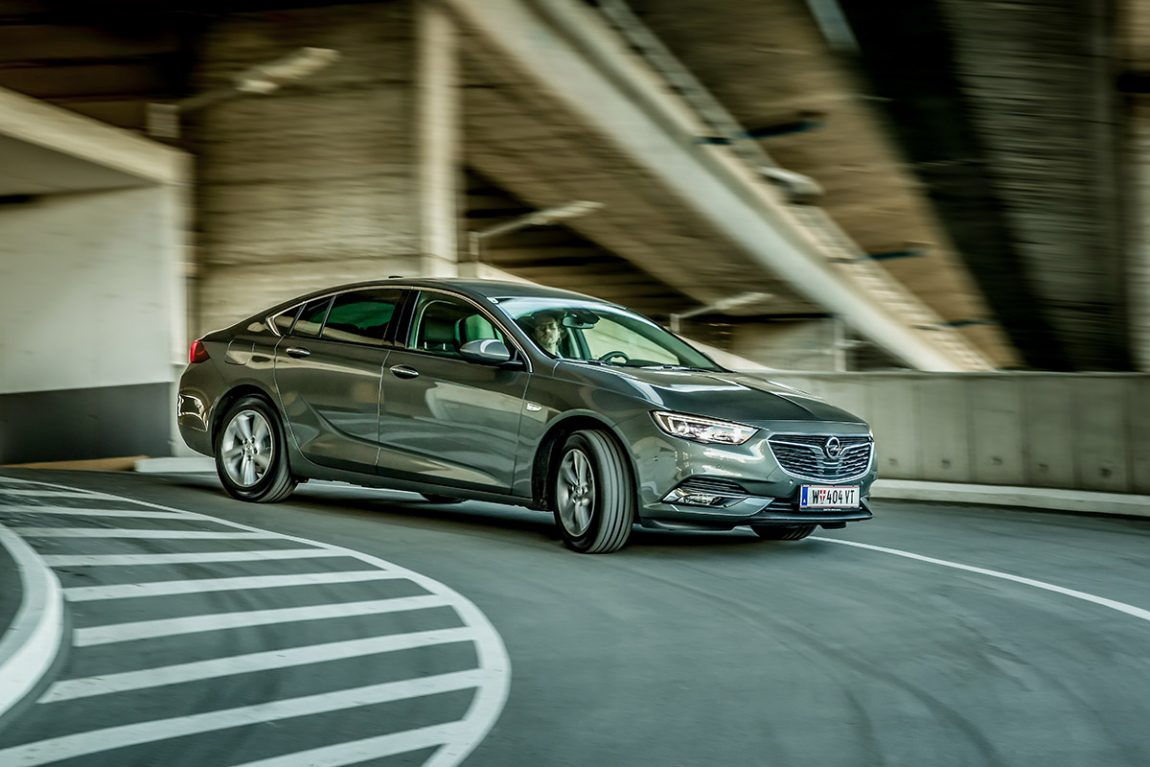 Opel Insignia Grand Sport Innovation: Troubleshooter
