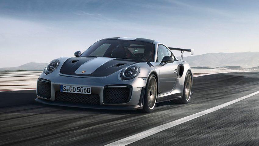 Porsche 911 GT2 RS: Der stärkste Straßen-911 ever