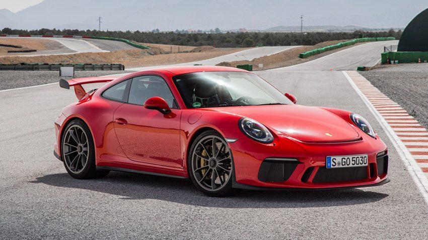 Porsche 911 GT3: Alles dreht sich um dich