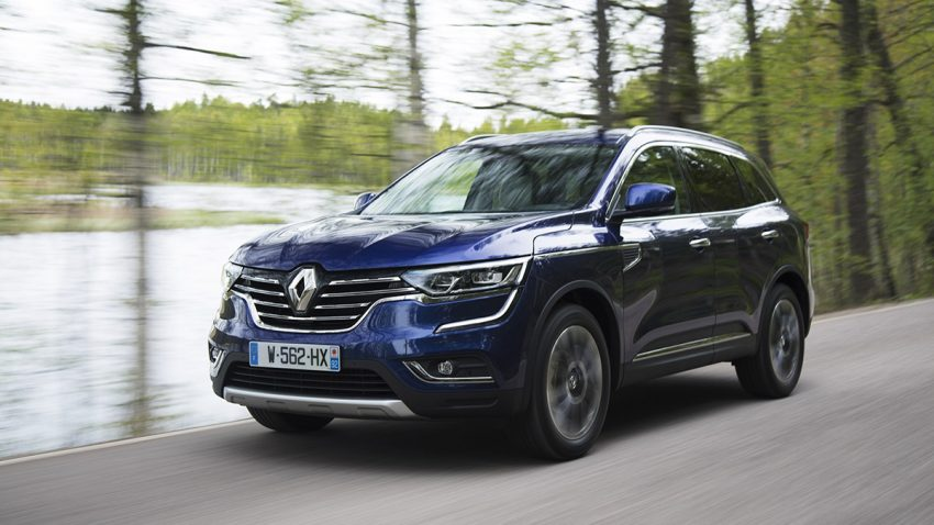 Renault Koleos: Es schwant das Entlein