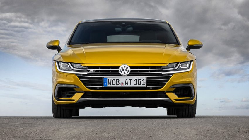 VW Arteon: Hi, Society!