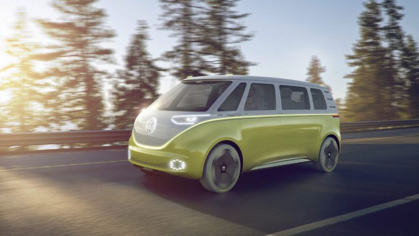 VW will den I.D. Buzz tatsächlich auf den Markt bringen