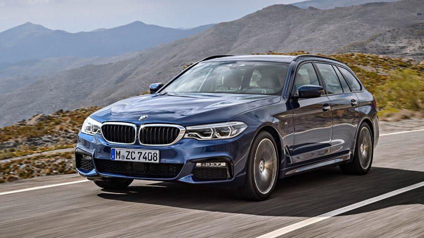 BMW 5er touring: Der erste Siebzehnhunderter