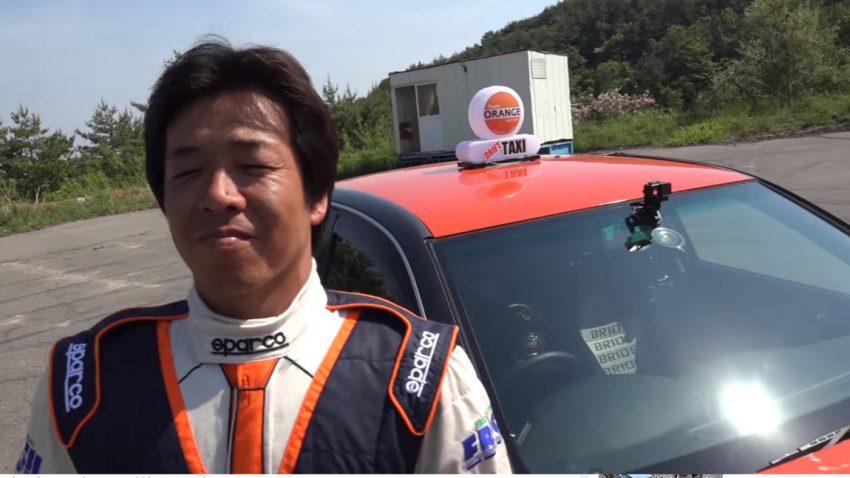 Japans Drift-Taxi chauffiert euch seitwärts