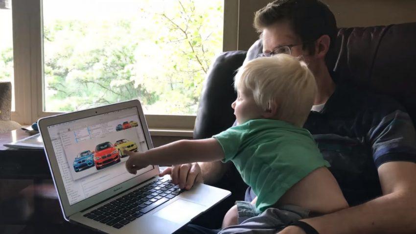Dieser Einjährige erkennt mehr Autos als viele Erwachsene