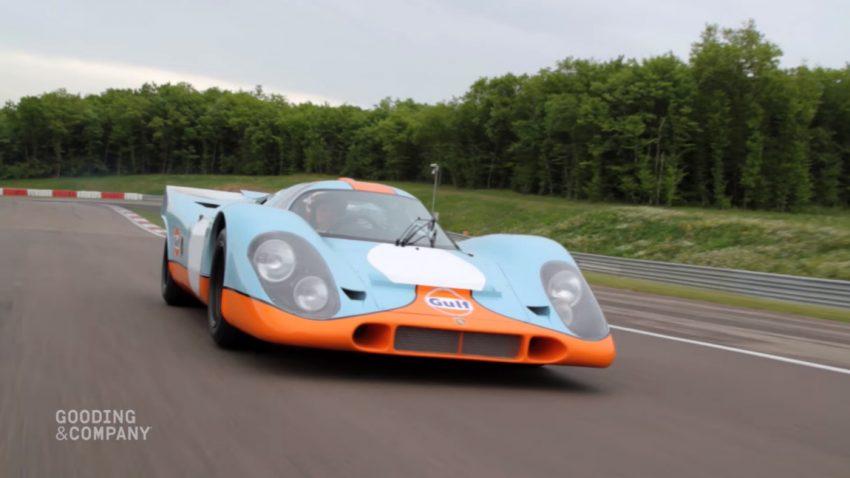 "Der Porsche 917K aus Steve McQueens ""Le Mans"" wird versteigert"