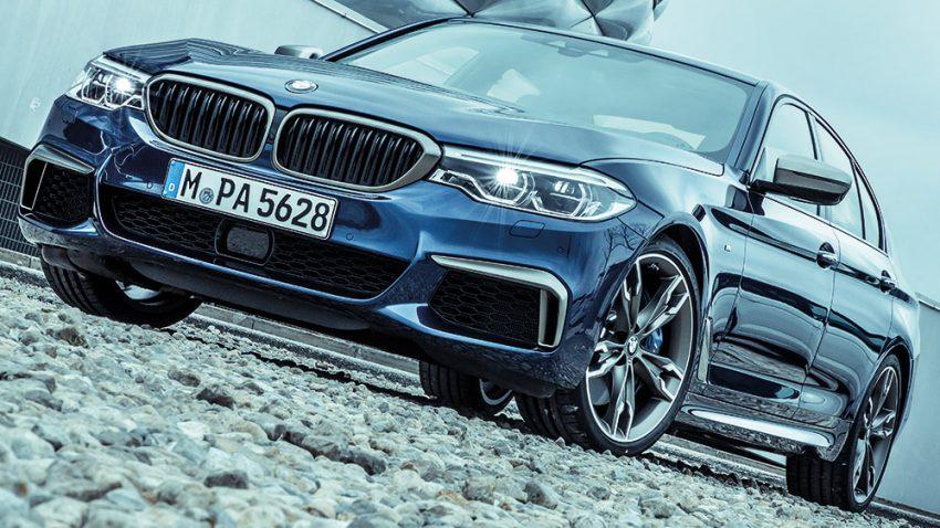 BMW M550i xDrive M Performance: Meister aller Titel