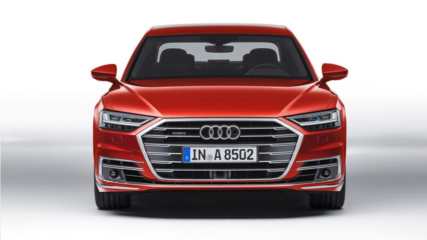 Audi A8 (2018)