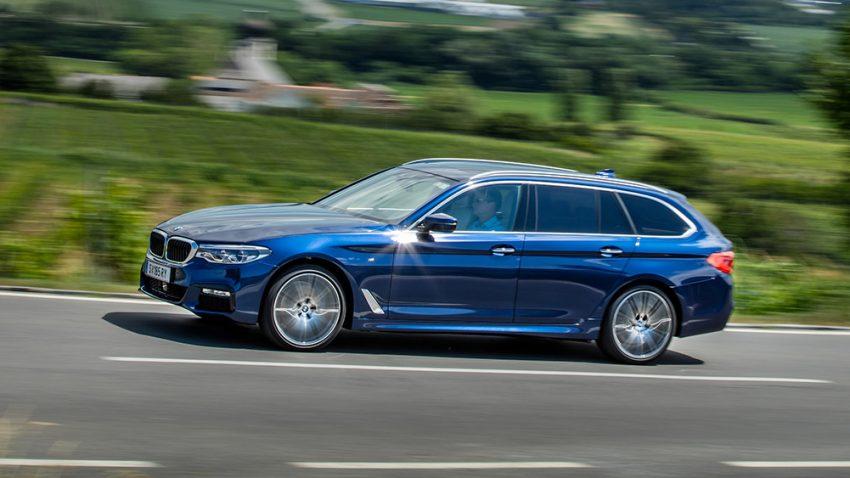 BMW 530d xDrive Touring: Das hat Bayern. Das brauch ma auch.