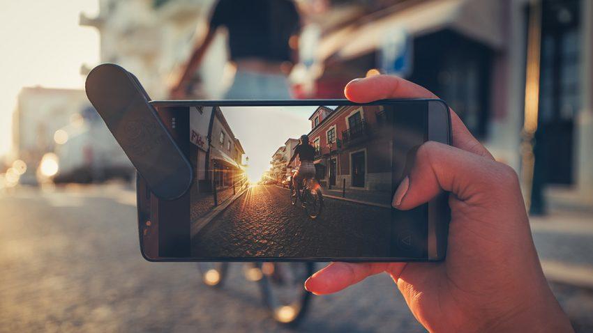Smartphone Kameralinse HD Combo