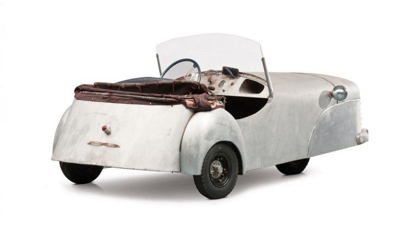 Die Minicars von Bond