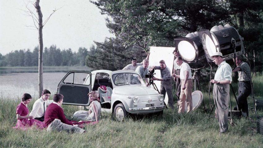 60 Jahre Fiat Nuova 500, ein Rückblick