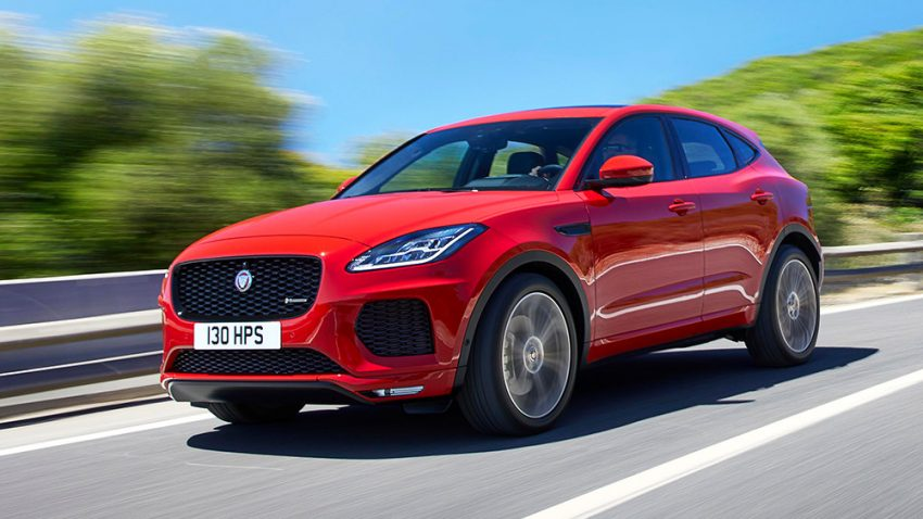 Jaguar E-Pace: Jag Junior
