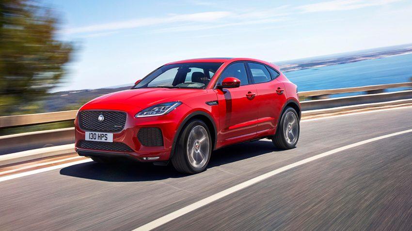 Jaguar E-Pace: Made in Graz