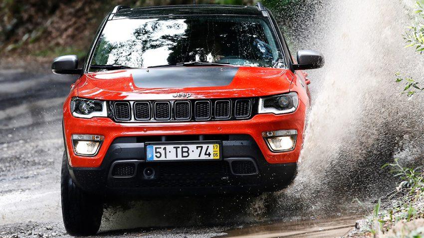 Jeep Compass: Abenteuer für alle