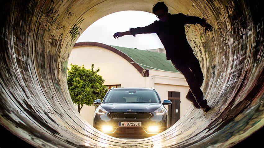 Kia Niro: Jenseits des Tunnelblicks