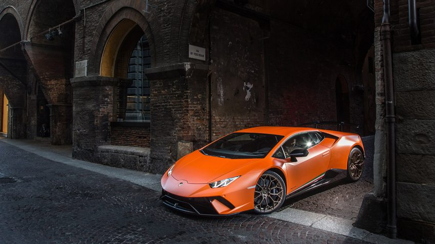 Lamborghini Huracán Performante: Luv und Lee im Powerplay