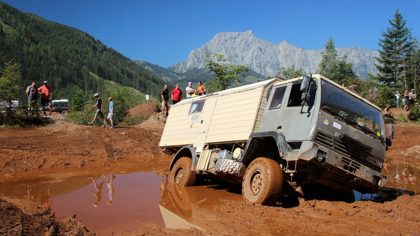 Das Globetrotter-Rodeo – Österreichs Offroad- und Reisemesse: Auf der Suche nach Abenteuer
