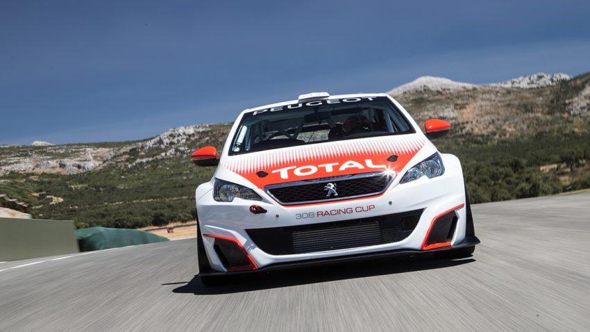 Peugeot 308 Racing Cup: Astronomie für Einsteiger