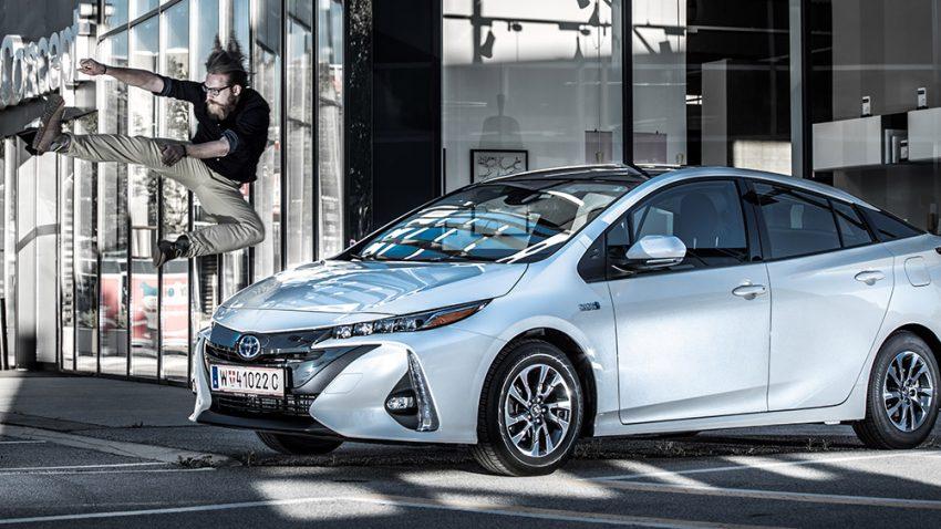 Toyota Prius PHV: Nächste Stufe