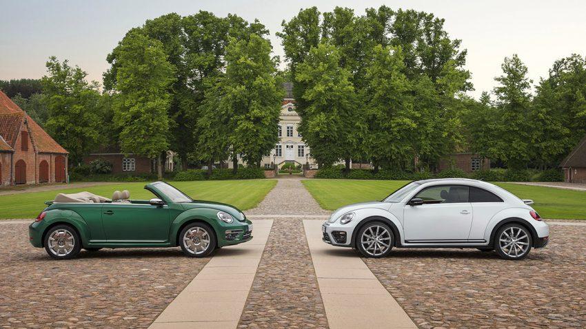 VW Beetle: Schon wieder ein Abschied