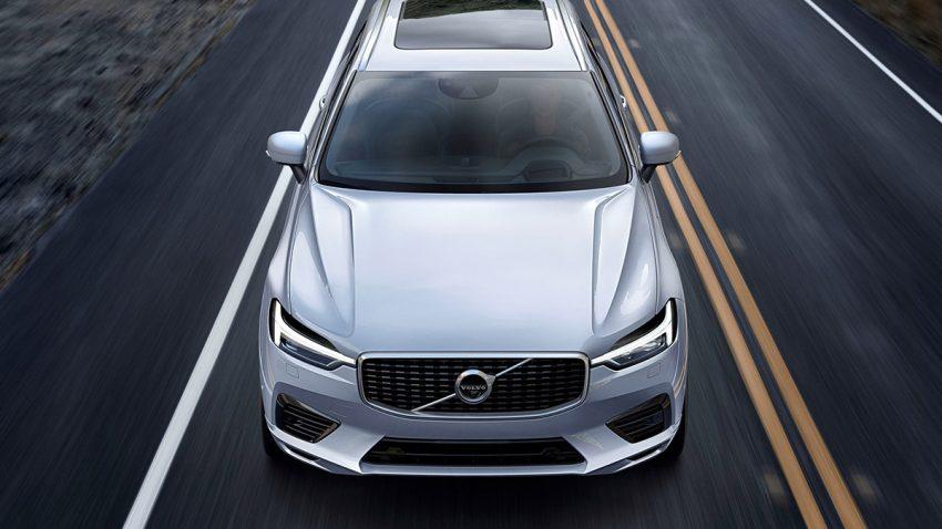 Volvo XC60: Punktlandung mit Streueffekt