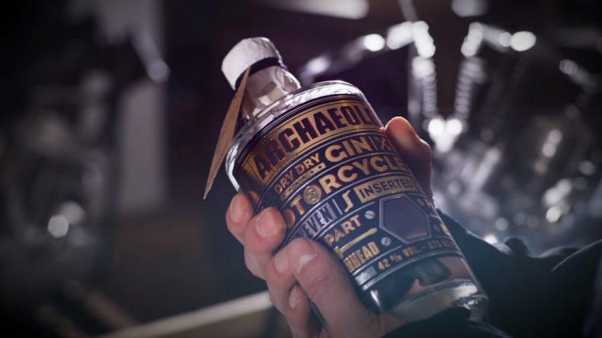 Luxus-Gin für Harley-Enthusiasten
