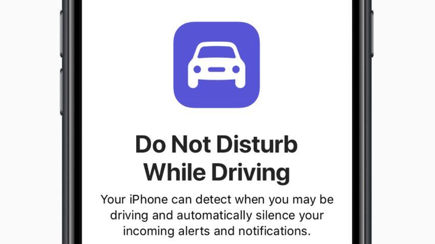 Wie Apple das Autofahren sicherer machen will