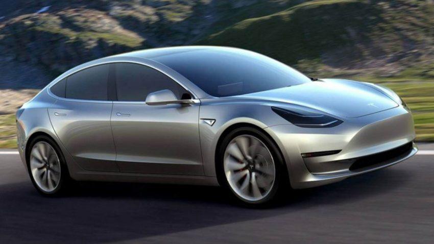Tesla startet die Serienproduktion des Model 3
