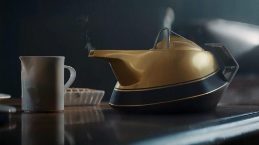 Renault feiert 40 Jahre Formel 1 mit diesem ... Teekessel