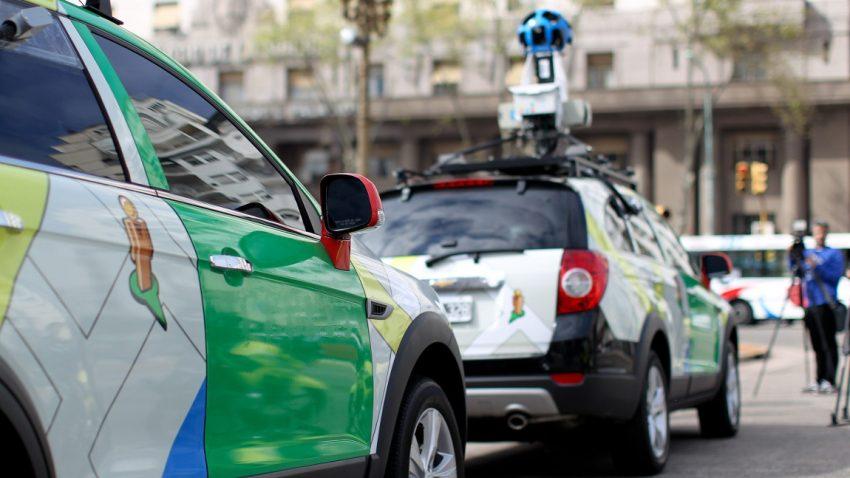 Österreich bald auch auf Google Street View