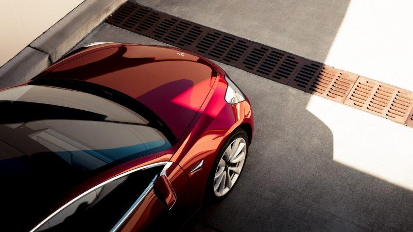 Das Tesla Model 3 ist da - Infos, Preise & Bilder