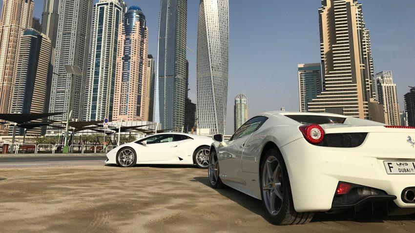 Zugeparkt? In Dubai gibt's dafür eine App